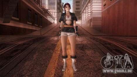 Momiji Kokoro DoA für GTA San Andreas zweiten Screenshot