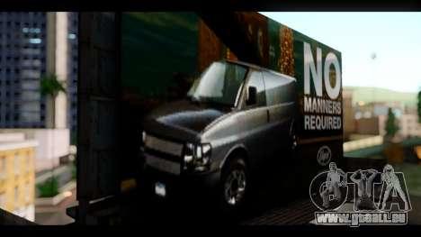 Krankenhaus-und skate-Park für GTA San Andreas zwölften Screenshot