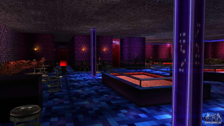 Clube de strip de San antonio