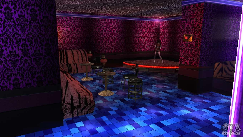 reprojeter int rieur des clubs de strip tease pour gta san andreas. Black Bedroom Furniture Sets. Home Design Ideas