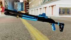 Fulmicotone Chromegun