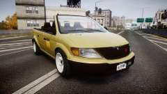 Schyster Cabby LX pour GTA 4
