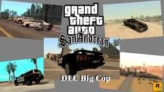 DLC Big Cop and All Previous DLC