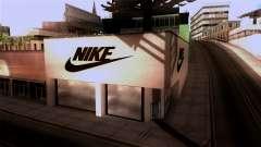 New Shop Nike pour GTA San Andreas