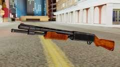 Xshotgun fusil à Pompe