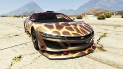 Dinka Jester (Racecar) Cheetah