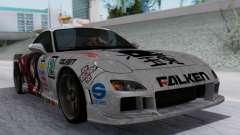 Mazda RX-7 Itasha für GTA San Andreas