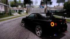 Graphics Mod for Medium PC v3 pour GTA San Andreas