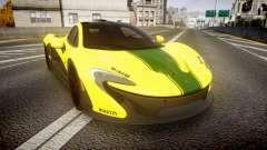 McLaren P1 2014 [EPM] Harrods GTR für GTA 4