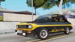 Renault 12 Alpine