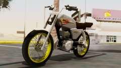 Suzuki AX 100 Stunt pour GTA San Andreas