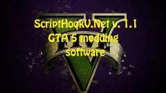 ScriptHookV.NET v.1.1 für GTA 5