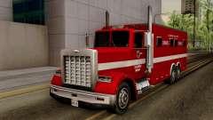 FDSA Mobile Command Post Truck pour GTA San Andreas