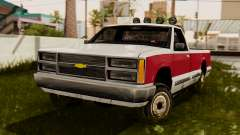 Chevrolet Silverado SA Stil
