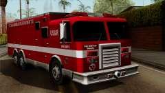 FDSA Urban Search & Rescue Truck