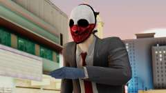 [PayDay2] Wolf