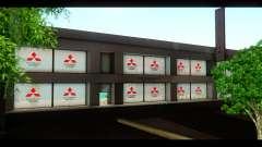 Die Mitsubishi Motors Autohaus
