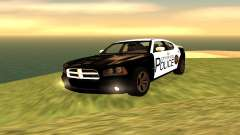 Dodge Charger Super Bee 2008 Vice City Police pour GTA San Andreas