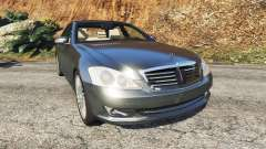 Mercedes-Benz S500 W221 v0.2 [Alpha]