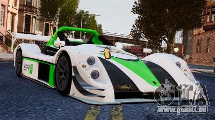 Radical SR8 RX 2011 für GTA 4