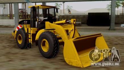 GTA 5 HVY Dozer pour GTA San Andreas