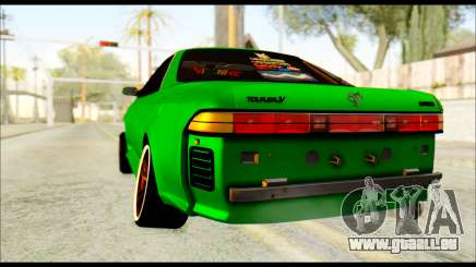 Toyota Mark 2 90 Stock pour GTA San Andreas