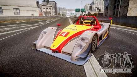 Radical SR8 RX 2011 [4] für GTA 4