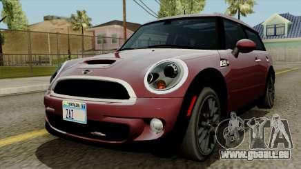 Mini Cooper Batik PaintJob pour GTA San Andreas