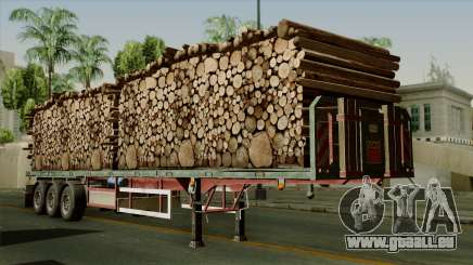 Trailer Cargos ETS2 New v2 pour GTA San Andreas