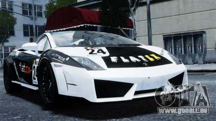 Lamborghini Gallardo LP560-4 für GTA 4
