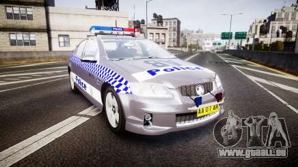 Holden VE Commodore SS Highway Patrol [ELS] für GTA 4