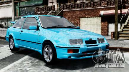 Ford Sierra RS Cosworth v2 pour GTA 4