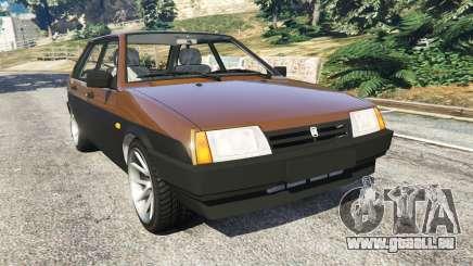VAZ-21093i pour GTA 5