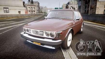 Saab 99 Turbo für GTA 4