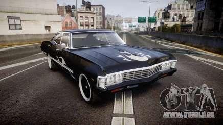 Chevrolet Impala 1967 Custom livery 4 für GTA 4