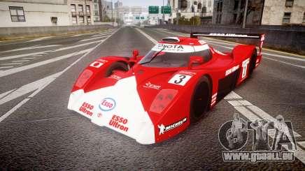 Toyota GT-One TS020 Le Mans 1999 pour GTA 4