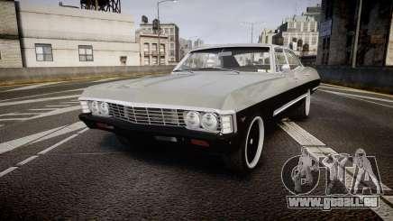 Chevrolet Impala 1967 Custom für GTA 4