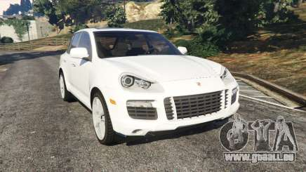 Porsche Cayenne Turbo S 2009 v0.7 [Beta] für GTA 5