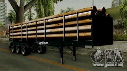 Trailer Log v2 pour GTA San Andreas
