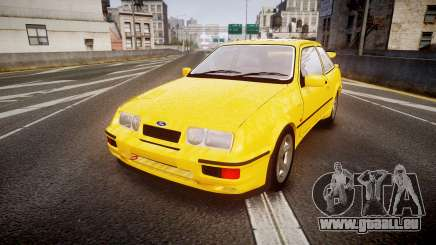 Ford Sierra RS500 Cosworth v2.0 pour GTA 4