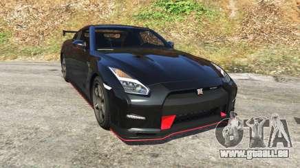 Nissan GT-R Nismo 2015 für GTA 5