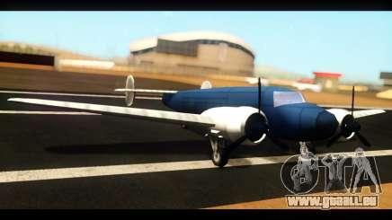 Bomber v1.0 für GTA San Andreas