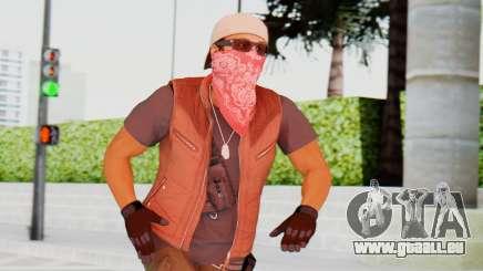 [BF Hardline] Gang Technician pour GTA San Andreas