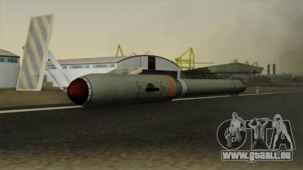 Homing Missile für GTA San Andreas