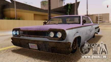 GTA 5 Declasse Voodoo Worn für GTA San Andreas