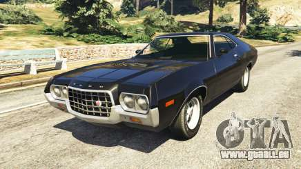 Ford Gran Torino Sport 1972 [Beta] pour GTA 5