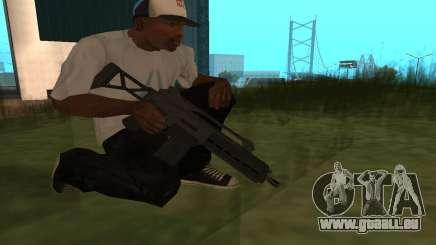 GTA 5 Special Carbine pour GTA San Andreas