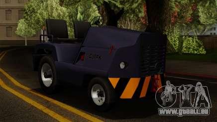 Clark CT-50 Baggage pour GTA San Andreas