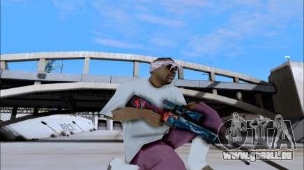 AWP Hyper Beast pour GTA San Andreas