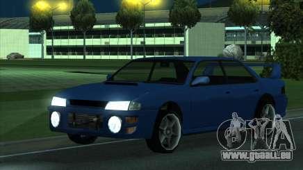 Sultan v1.0 pour GTA San Andreas